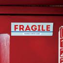 Fragile - Decorative multi message sticker set