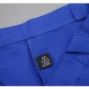 Inside of Even odds cotton shoulder tote bag