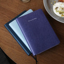 Notable memory quad lined and plain notebook