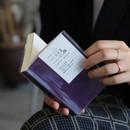 Violet - Free small gird notebook