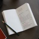 Free small gird notebook