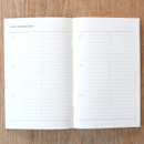 Poche cash cash book planner notebook