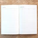 Checklist, Shopping list - Poche voyage travel planner notebook