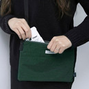 Green - BNTP Washer daily small crossbody bag