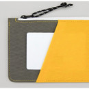 Yellow - BNTP Washer flat small multi pouch