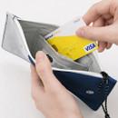 Inner pocket - Zipper pocket - BNTP Washer flat long multi pouch