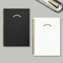 BNTP Everyday is special day spiral lined notebook