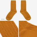 Mustard - Dailylike Comfortable yours for life lycra twist women socks