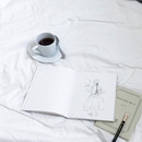 Seeso Idee plain drawing notebook