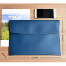 Size - Play obje Extra opening of new days file bag clutch pouch