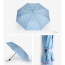 Flamingo - Enjoy your life foldable pattern umbrella