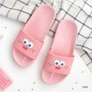 Pink - ROMANE Brunch brother popeye slide sandal