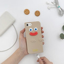 Ghost - ROMANE Brunch brother silicone case for iPhone 8 7 6S 6 ver2