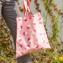 Cupcake - Colorful cotton canvas tote bag