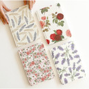 Florence A5 hardcover lined notebook