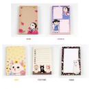 Option - Jetoy Choo Choo cat memo notepad