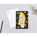 Nana choo - Jetoy Choo Choo cat post card
