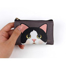 Jewelry - Jetoy Choo Choo cat flat zipper card case