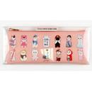 Package - Jetoy Choo Choo cat zipper slim pouch - costume
