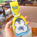 Yellow - N.IVY Pochapeng travel luggage name tag