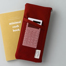 Raspberry -  Livework A low hill basic pocket pencil case ver2