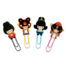 Korean traditional family big paper clip