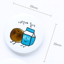 Size - Livework Todac Todac message circle pin button badge