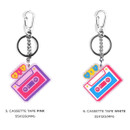 Option - After The Rain Twinkle youth club keyring keychain