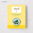 Han river - gyou Take a trip Seoul badge