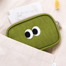 Lime - Livework Som Som stitching card case pouch wallet ver2