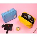 Ggo deung o beauty cosmetic makeup pouch