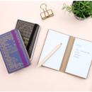 Bookfriends World literature illustration sticky notepad