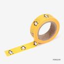 Penguin - Dailylike Animal 2 deco masking tape set of 4