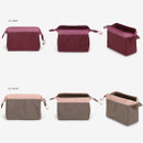 Color - Dailylike Daily standing beauty cosmetic makeup pouch