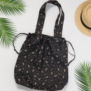 Antenna shop Botanical island travel foldable shoulder bag