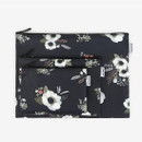 Dailylike Laminated cotton fabric zipper pouch - Evening bride
