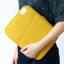 Livework A low hill standard pocket tablet iPad cotton pouch