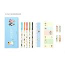Alice - World literature gift paper pencil case set