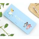 World literature gift paper pencil case set