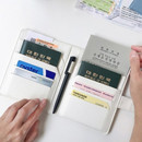 Seeso Double passport cover case holder