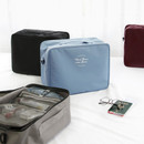 Iconic Two way trunk travel organizer pouch bag