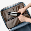 Left - Zipper pouch