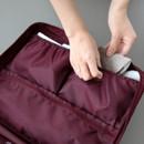 Left - 2 Elastic pockets