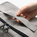 Top handle - Two way trunk travel organizer pouch bag