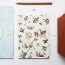Size - O-check Le cahier harmony medium lined notebook