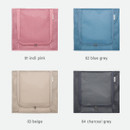 Color - Travelus mesh packing organizer bag XL ver3