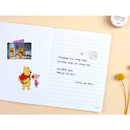 Lined and grid pages - Choo Choo cat small lined and grid notebook ver2