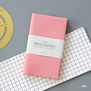 Pink - The Basic official slim undated weekly diary