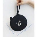 Size of Brunch brother cosmetic makeup pouch