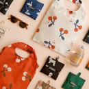 Dailylike Pocket small shopping travel foldable shoulder bag